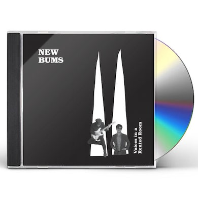 New Bums VOICES IN A RENTED ROOM CD