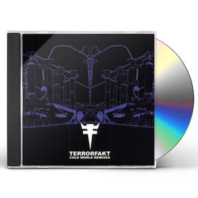 Terrorfakt COLD WORLD REMIXES CD