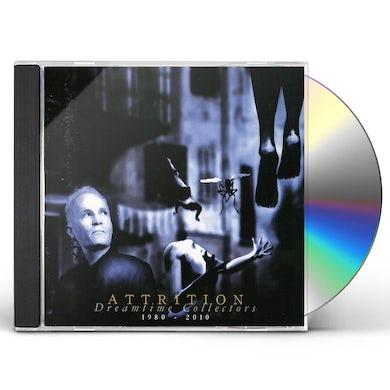 Attrition DREAMTIME COLLECTION 1980-2010 CD