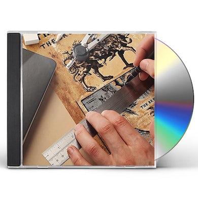 Tear Garden BROWN ACID CAVEAT CD