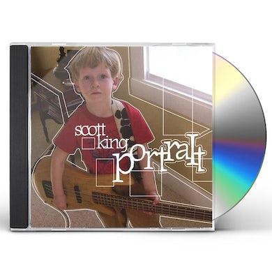 Scott King PORTRAIT CD