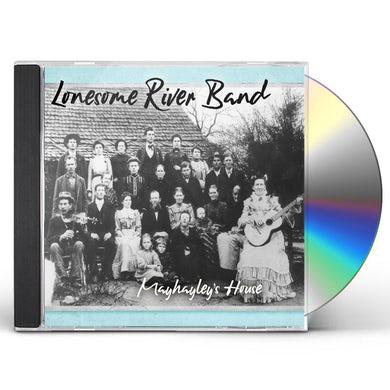 Lonesome River Band MAYHAYLEY'S HOUSE CD