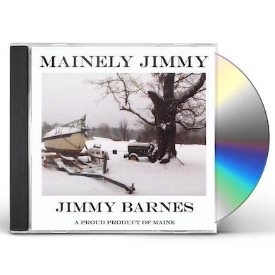 Jimmy Barnes MAINELY JIMMY CD