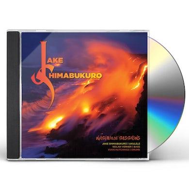Jake Shimabukuro NASHVILLE SESSIONS CD