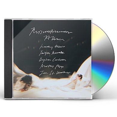 Jan St. Werner MISCONTINUUM ALBUM CD
