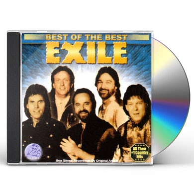 Exile BEST OF THE BEST CD