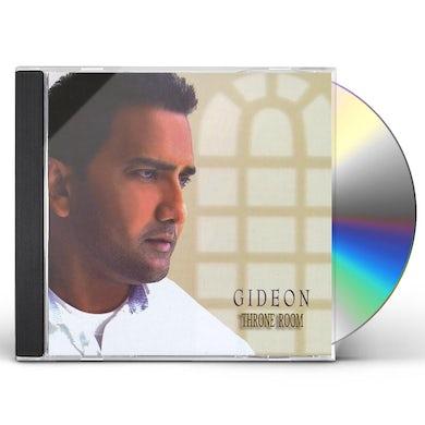 Gideon 57886 THRONE ROOM CD