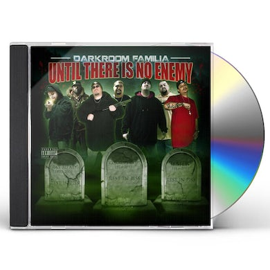 DarkRoom Familia UNTIL THERE IS NO ENEMY CD