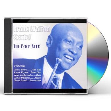 BACK STEP (FEAT. JALEEL SHAW, LANCE BRYANT) CD
