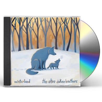Okee Dokee Brothers WINTERLAND CD