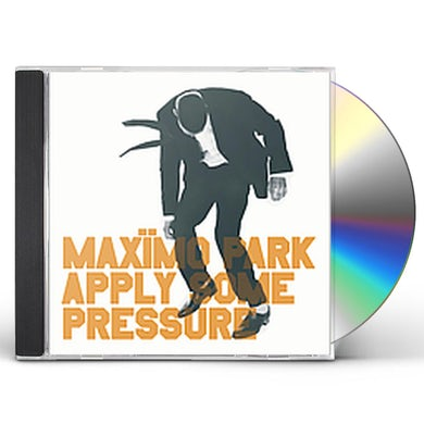 Maximo Park APPLY SOME PRESSURE CD