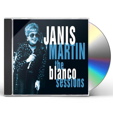 Janis Martin BLANCO SESSIONS CD