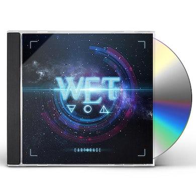 W.E.T. EARTHRAGE CD