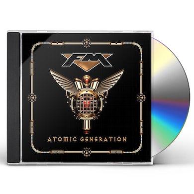 FM  ATOMIC GENERATION CD