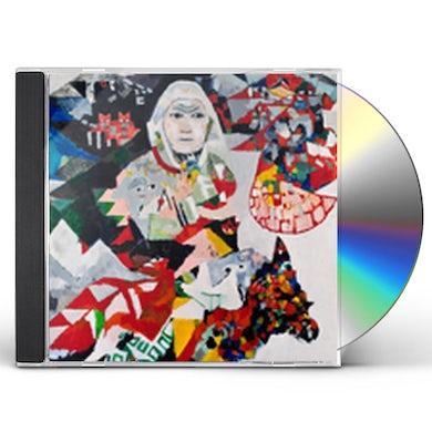 TAPESTRY OF WEBS CD