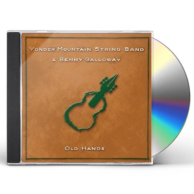 Yonder Mountain String Band OLD HANDS CD