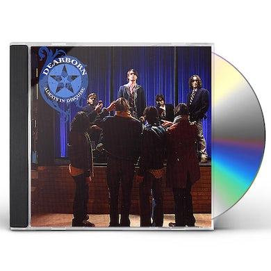 Dearborn ALWAYS IN DISGUISE CD