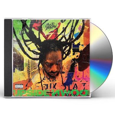 Buju Banton UPSIDE DOWN 2020 CD