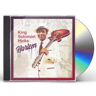King Solomon Hicks Harlem CD
