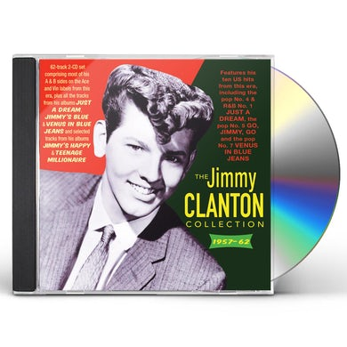 The Jimmy Clanton Collection 1957 62 CD