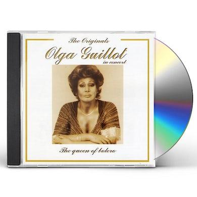 Olga Guillot QUEEN OF BOLERO CD