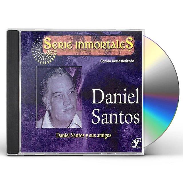 Daniel Santos Y SUS AMIGOS CD