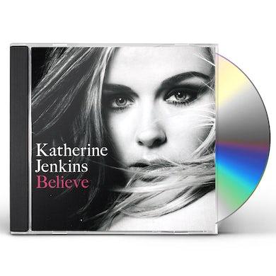 Katherine Jenkins BELIEVE: SPECIAL EDITION CD