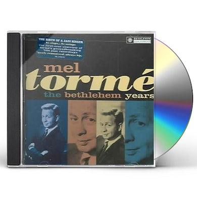 Mel Torme BETHLEHEM YEARS CD