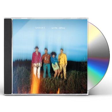 Weaves WIDE OPEN CD