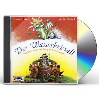 Reinhard Lakomy DER WASSERKRISTALL: EINE GRASGRUNE GESCH CD