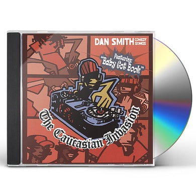 Dan Smith CAUCASIAN INVASION CD
