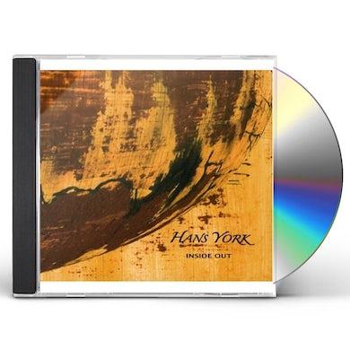 Hans York INSIDE OUT CD