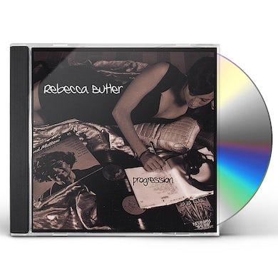 Rebecca Butler PROGRESSION CD