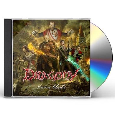 DRAGONY VIRIBUS UNITIS CD