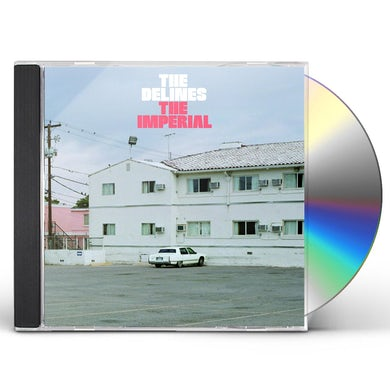 Delines THE IMPERIAL CD