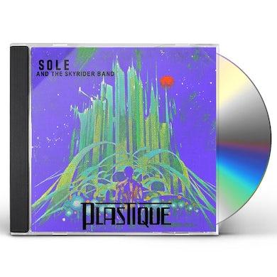 Sole & Skyrider Band PLASTIQUE CD