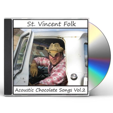 St. Vincent ACOUSTIC CHOCOLATE SONGS 2 CD