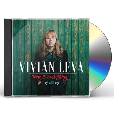 Vivian Leva TIME IS EVERYTHING CD