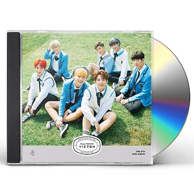 FROM VICTON (4TH MINI ALBUM) CD