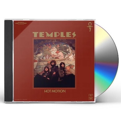 Temples HOT MOTION CD