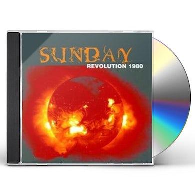 Sunday REVOLUTION 1980 CD
