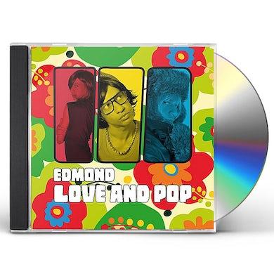 Edmond LOVE & POP CD