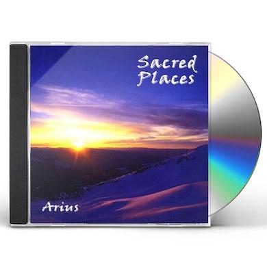 Arius SACRED PLACES CD
