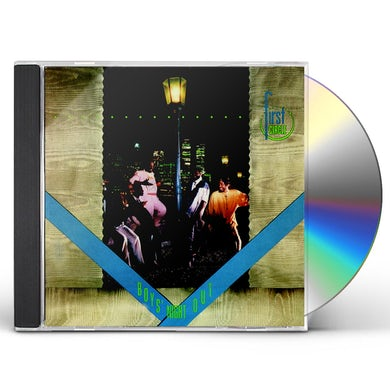 First Circle BOYS NIGHT OUT (BONUS TRACKS EDITION) CD