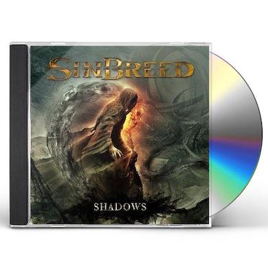Sinbreed SHADOWS CD