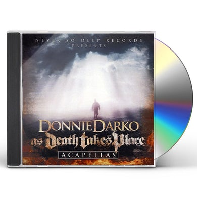 Donnie Darko AS DEATH TAKES PLACE (ACAPELLA VERSION) CD
