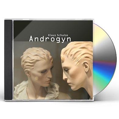 Klaus Schulze ANDROGYN CD