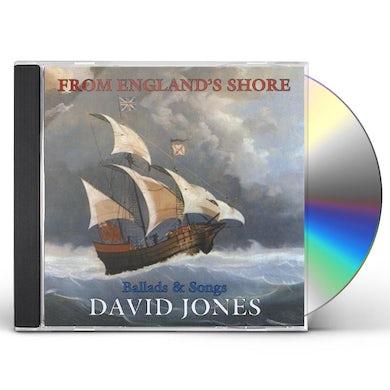 David Jones FROM ENGLAND'S SHORE CD
