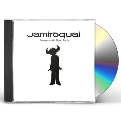 Jamiroquai EMERGENCY ON PLANET EARTH CD