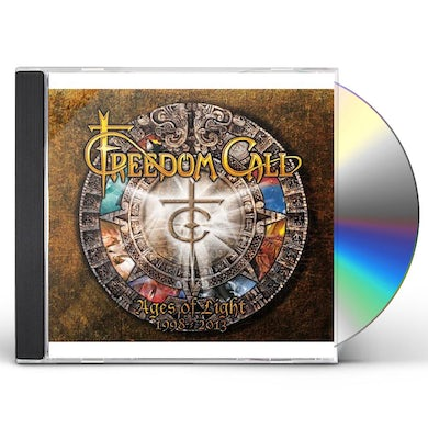 Freedom Call AGES OF LIGHT CD
